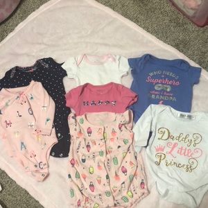 Other - 3 month onesies⭐️